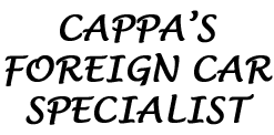 Cappa's Foreign Car Specialist